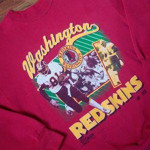 Vintage Washington Redskins 90s NFL Crewneck 🏈